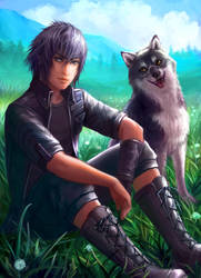 Noctis by Neirr