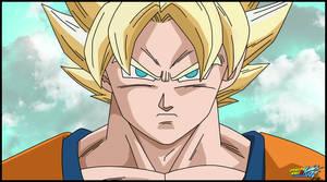 Goku by Sauron88