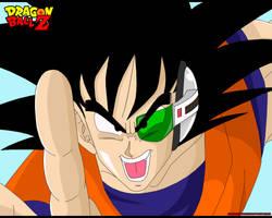 Ginyu with Goku by Sauron88