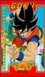 Goku Poster by Sauron88