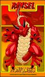 Dragon Ransel by Sauron88