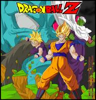 DBZ by Sauron88