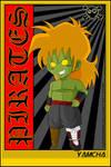 PIRATES (Yamcha) Comision by Sauron88