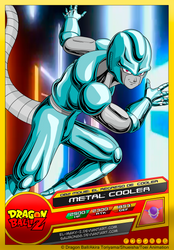Metal Cooler by Sauron88