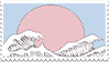 Water stamp by Miwr