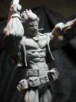 Lobo sculpt 11 by AlejandroSandoval
