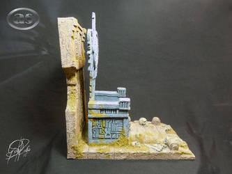 '' Trono Elder Predator Sculpt Custom Color  '' by AlejandroSandoval