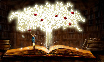 Tree of Knowledge by ShacharLaudon