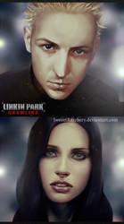 Linkin Park Crawling by SweeetRazzbery
