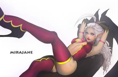 Mirajane by SweeetRazzbery