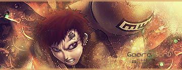 Gaara SanD Style -Out Gabri- by Andriandreo