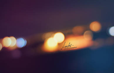 Bokeh from the Village by Andriandreo