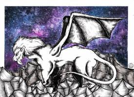Creature of the Galaxy by Aislinn-Allaway