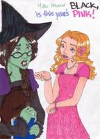 Wicked Fanart by Donny-Hobbitgirl