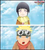 Naruto The Last  - Naruto and Hinata by Voltzix