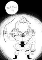 Inktober Day #03 by pompon-chan