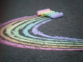 Rainbow by crescular