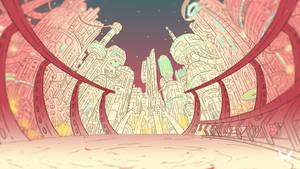 Futuristic City by HeyWei