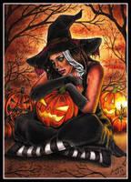 Trick or Treat - Samhain by Anne86