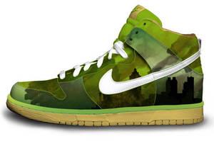 Nike Dunk Designs by Gremworks