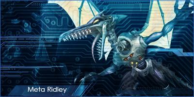 Meta Ridley signature by Giniroryu