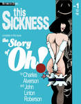 THIS SICKNESS #1: STORY OF OH! Cover (2008) by JLRoberson