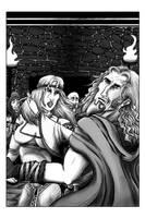 Fantasy novel illo 2 of 5 by JLRoberson