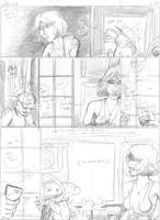 LULU Book 2 - Chapter 4 p. 77 Pencil by JLRoberson