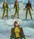 Soulcalibur V Rogue by Josh-84