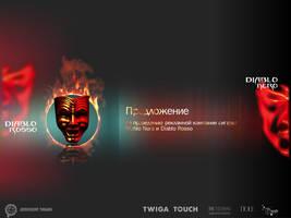 Diablo cigarettes presentation by inok