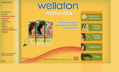 Wella - Wellaton Naturals by inok