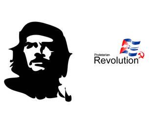 Proletarian Revolution by inok
