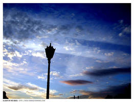 A Light In The Skies by inok