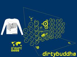 Dirtybuddha on the scene by inok