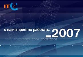 IT-Comm calendar 2007 by inok
