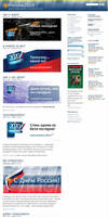 Russia 2020 site by inok