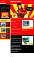Sony WEGA TV-sets by inok
