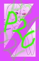 P2U Base Kiss by Nielathebunnies