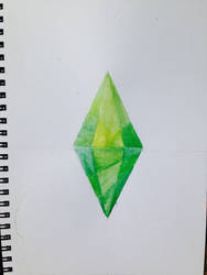 Just a Plumbob by AprylMaree