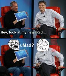 uMad? by MajorMagna