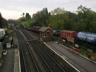 Goathland Station Study 3 by MajorMagna