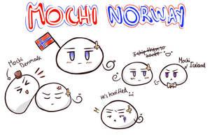 Mochi!Norway by xCrisFujisakiDuNekox