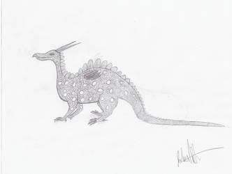 Dragons: Garden Wanderer by Moleo4