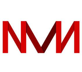 origami logo NVN by Nevine-Panda