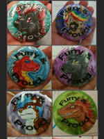Furry and proud From Fandomcon 2015 by Ratty08