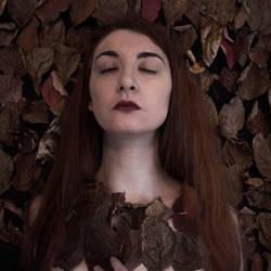 Miss. Autumn by EnKeLi89