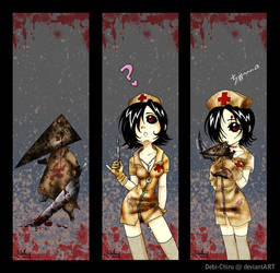 Silent Hill - Petite by Cospigeon