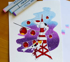 Merry Fishmas and Happy New Year! by Yuki-333