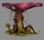 Prop - tree house by DanOliveira