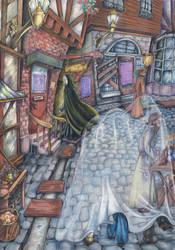 Draco's Detour by carthasis